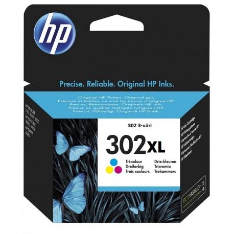 HP 302XL väri
