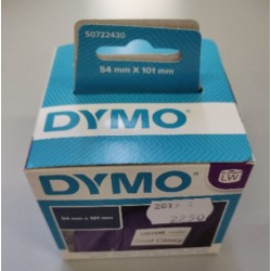 DYMO LabelWriter 54 x 101 osoitetarra etiketti 99014
