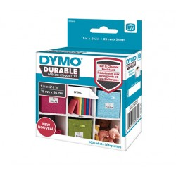 DYMO Durable 25 x 54 etiketti erikoisluja