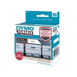 DYMO Durable 25 x 89 etiketti erikoisluja