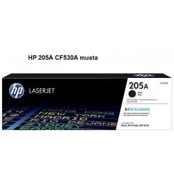 HP 205A musta