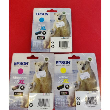 Epson 18xl multipack