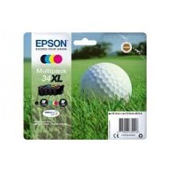 Epson 34XL väripaketti