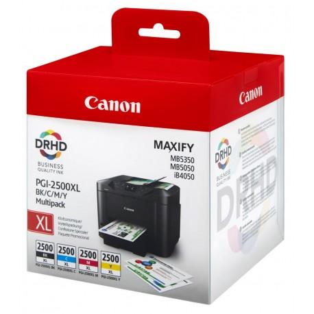 Canon PGI-2500XL Multipack väripaketti