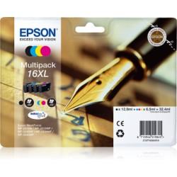 Epson 16XL  multipack väripaketti