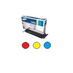 Samsung Y4092 värit CLT-Y4092S sininen punainen keltainen