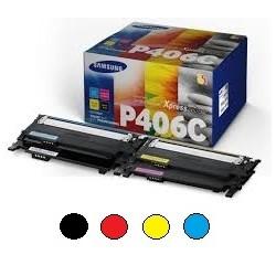 Samsung P406C valuepack väripaketti CLT-P406C