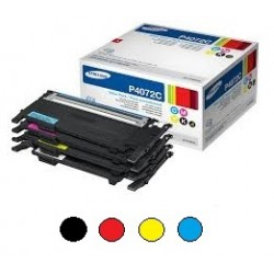 Samsung P4072C valuepack väripaketti CLT-P4072C