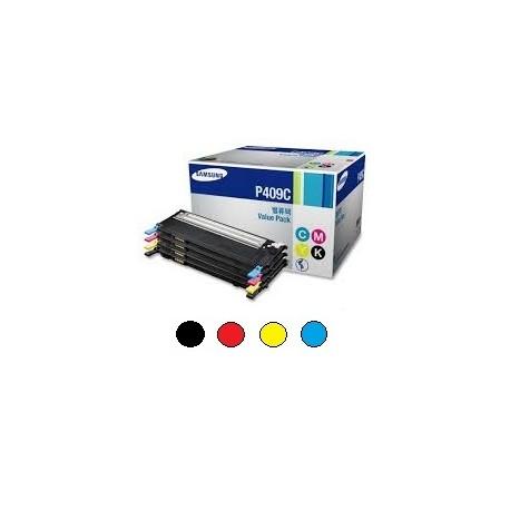 Samsung P4092C valuepack väripaketti CLT-P4092C