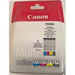 Canon CLI-571 Multipack väripaketti